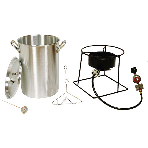 King Kooker 30-Quart Turkey Fryer and Outdoor Cooker