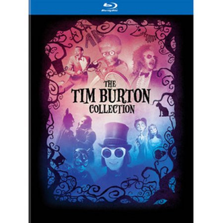The Tim Burton Collection (Blu-ray) for $<!---->