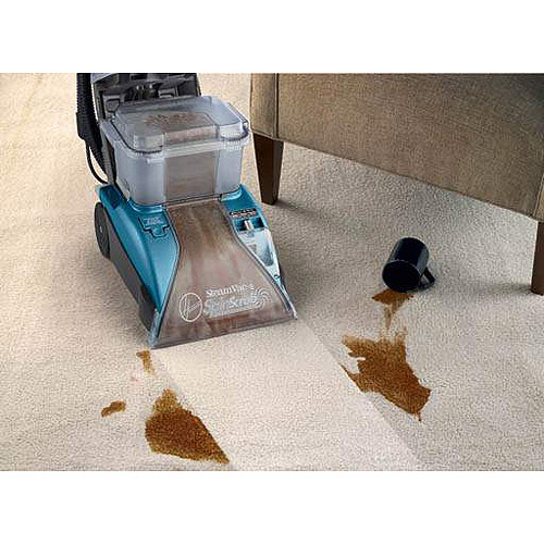 how to clean hoover steamvac agility