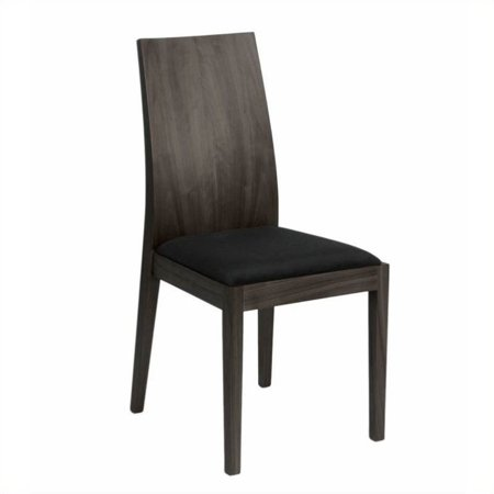 Wondrous Eurostyle Deanna Dining Chair In Wenge Set Of 2 Forskolin Free Trial Chair Design Images Forskolin Free Trialorg