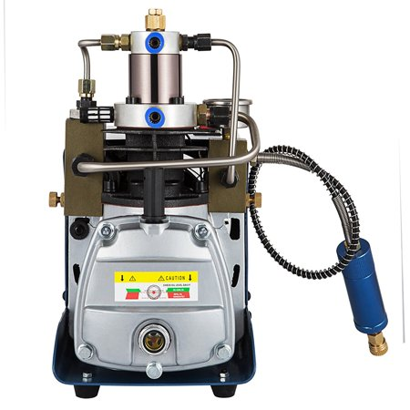 110V 30MPa 4500PSI 2.5HP Air Compressor Pump PCP Electric High Pressure System Rifle