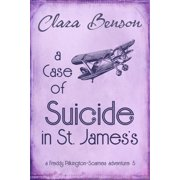 A Case of Suicide in St. James's - eBook