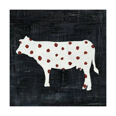 Modern Americana Farm IV Print Wall Art By Melissa Averinos