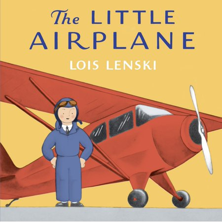The Little Airplane (Board Book)