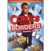 Comics Without Borders: Complete Season One (Widescreen) by SALIENT MEDIA