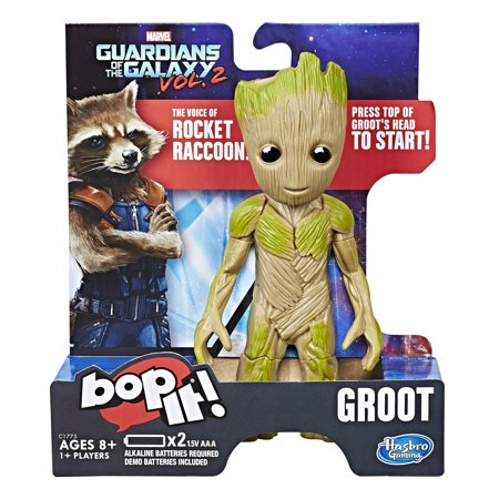 MARVEL BABY GROOT BOP IT