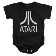 Atari - Rough Logo - Infant Snapsuit - 24 Month
