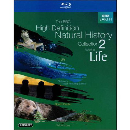 The Bbc  High Definition Natural History   Collection 2  Blu Ray