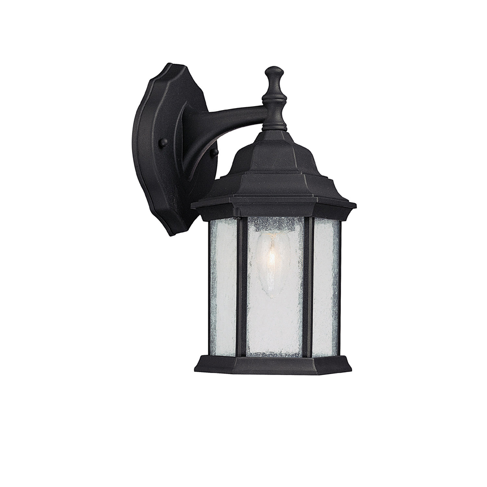 Traditional Classic 1 Light 12 Height Outdoor Wall Lantern