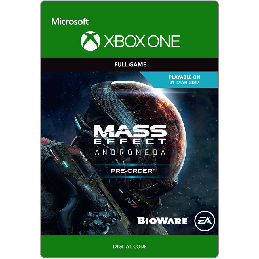 Xbox One Mass Effect: Andromeda Standard Edition (email delivery)