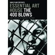 Essential Art House: 400 Blows [Black And White] [Subtitled] [Widescreen] (DVD)
