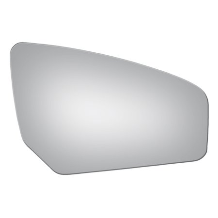 Burco 5247 Passenger Side Replacement Mirror Glass for 2007-2012 Nissan - Nissan Passenger Side Bumper