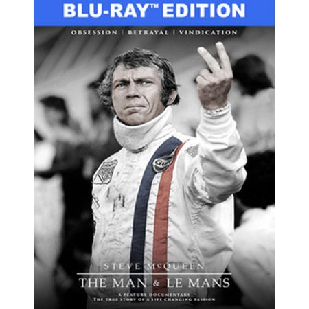 Steve McQueen: The Man & Le Mans (Blu-ray)