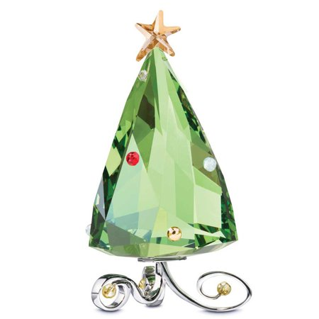 Swarovski Crystal Figurine Christmas WINTER TREE #5155709