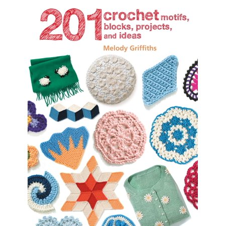 201 Crochet Motifs, Blocks, Projects, and Ideas - Halloween Project Ideas For Preschoolers