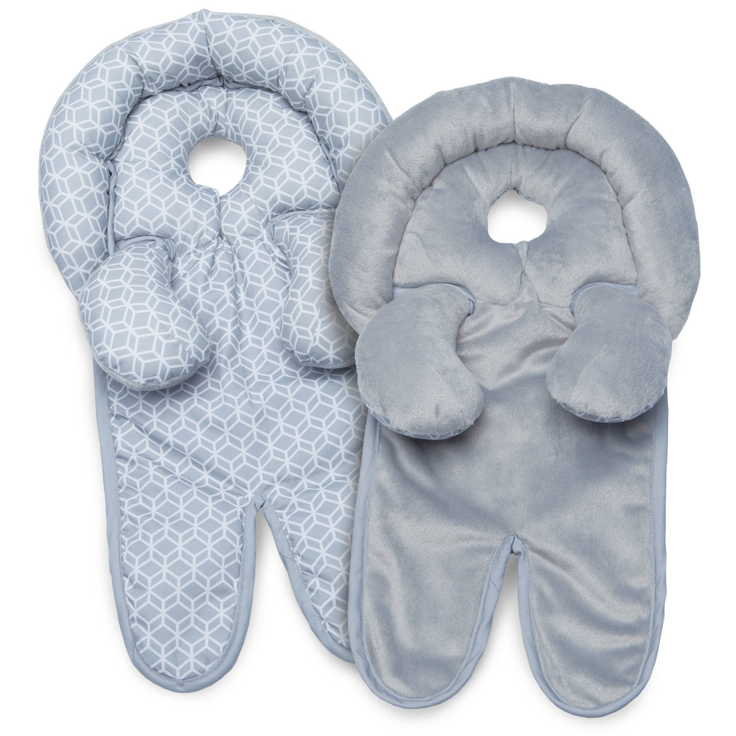 Boppy Infant and Toddler Head Support, Prism Gray