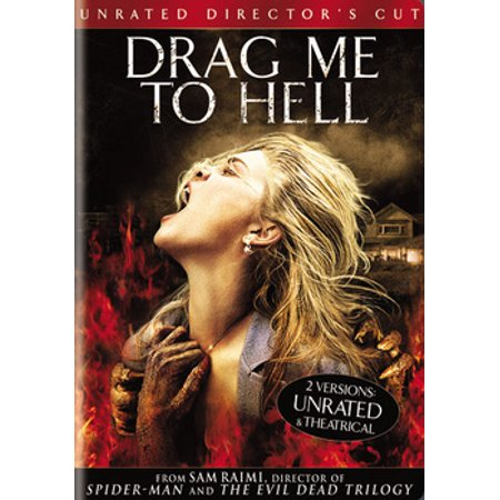 Drag Me to Hell (DVD) (Drag Wear)