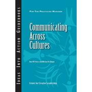 Communicating Across Cultures - eBook