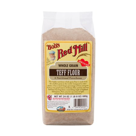 Bobs Red Mill Teff Flour, 24 Oz