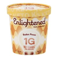 Enlightened Ice Cream Butter Pecan