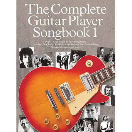 The Complete Guitar Player - Songbook 1 (Paperback)
