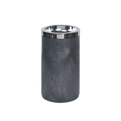 Rubbermaid Commercial Smoking Urn with Metal Ashtray Top