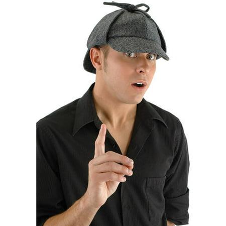 Sherlock Holmes Costume Hat Adult