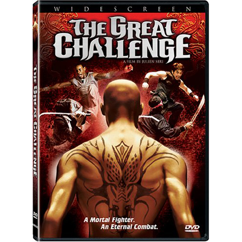 The Great Challenge (2004) DVD Movie Burt Kwouk
