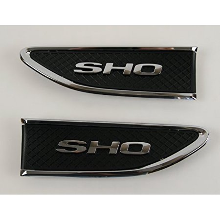 Set of 2 New Ford OEM 11-14 Taurus SHO Right & Left Side Fender Emblems 95 Ford Taurus Sho