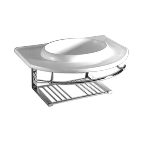 Whitehaus Collection Isabella WHKN1124-WH Wall Mount Sink - White