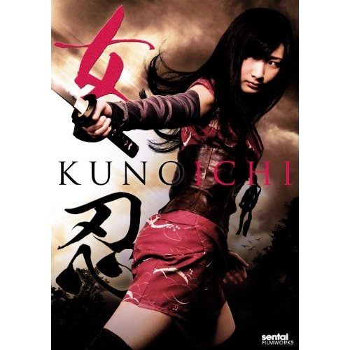 The Kunoichi