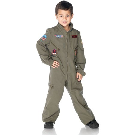 Top Gun Boy's Flight Suit Toddler Halloween Costume