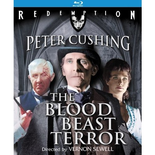 The Blood Beast Terror (Blu-ray) (Widescreen)