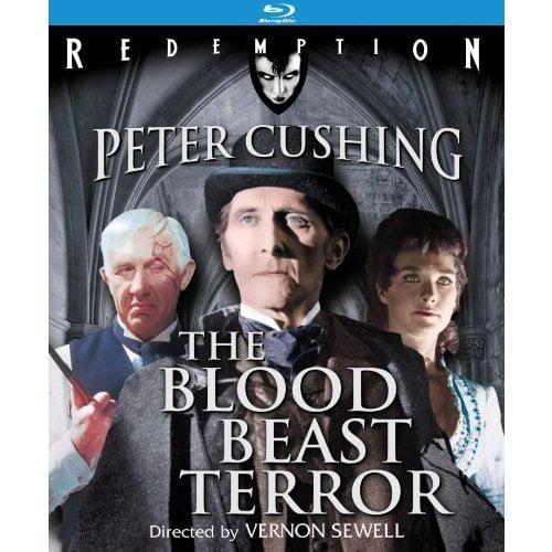 The Blood Beast Terror (Blu-ray) (Widescreen)