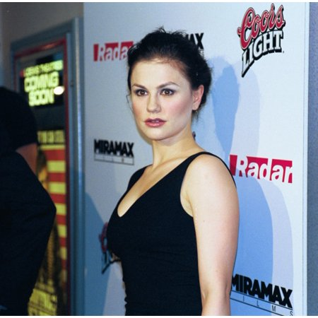 Anna Paquin At Premiere Of Buffalo Soldiers Ny 7212003 By Janet Mayer Celebrity