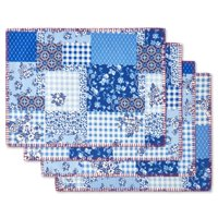 The Pioneer Woman Heritage Patch Placemat, Set of 4