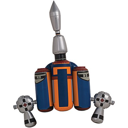 Jango Fett Backpack Halloween Accessory