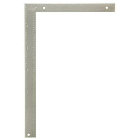 Johnson Level CS8 400 x 600mm. Metric Aluminum Carpenter Square
