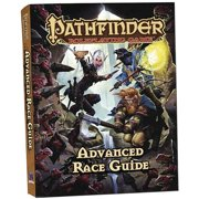 Pathfinder Roleplaying Game: Advanced Race Guide Pocket Edition (Paperback)