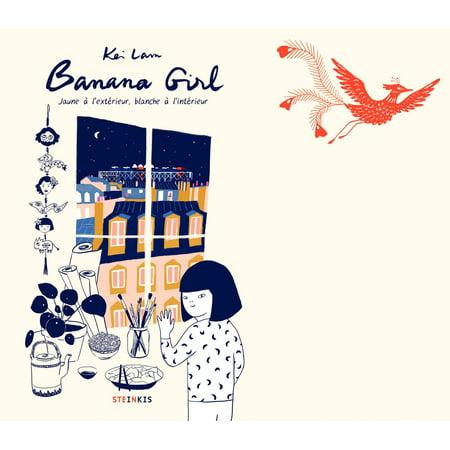 Banana Girl - eBook