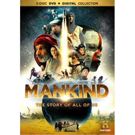 Mankind: The Story of All of Us (DVD) (All Of Us Or None Of Us)
