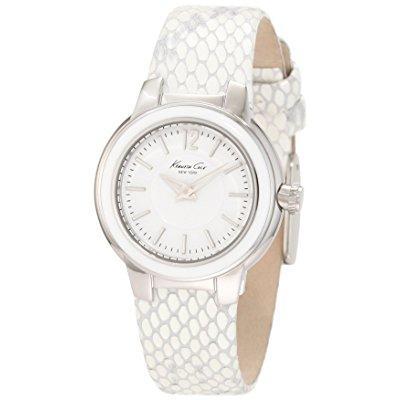 Kenneth Cole Women's Classic Watch Quartz Mineral Crystal...