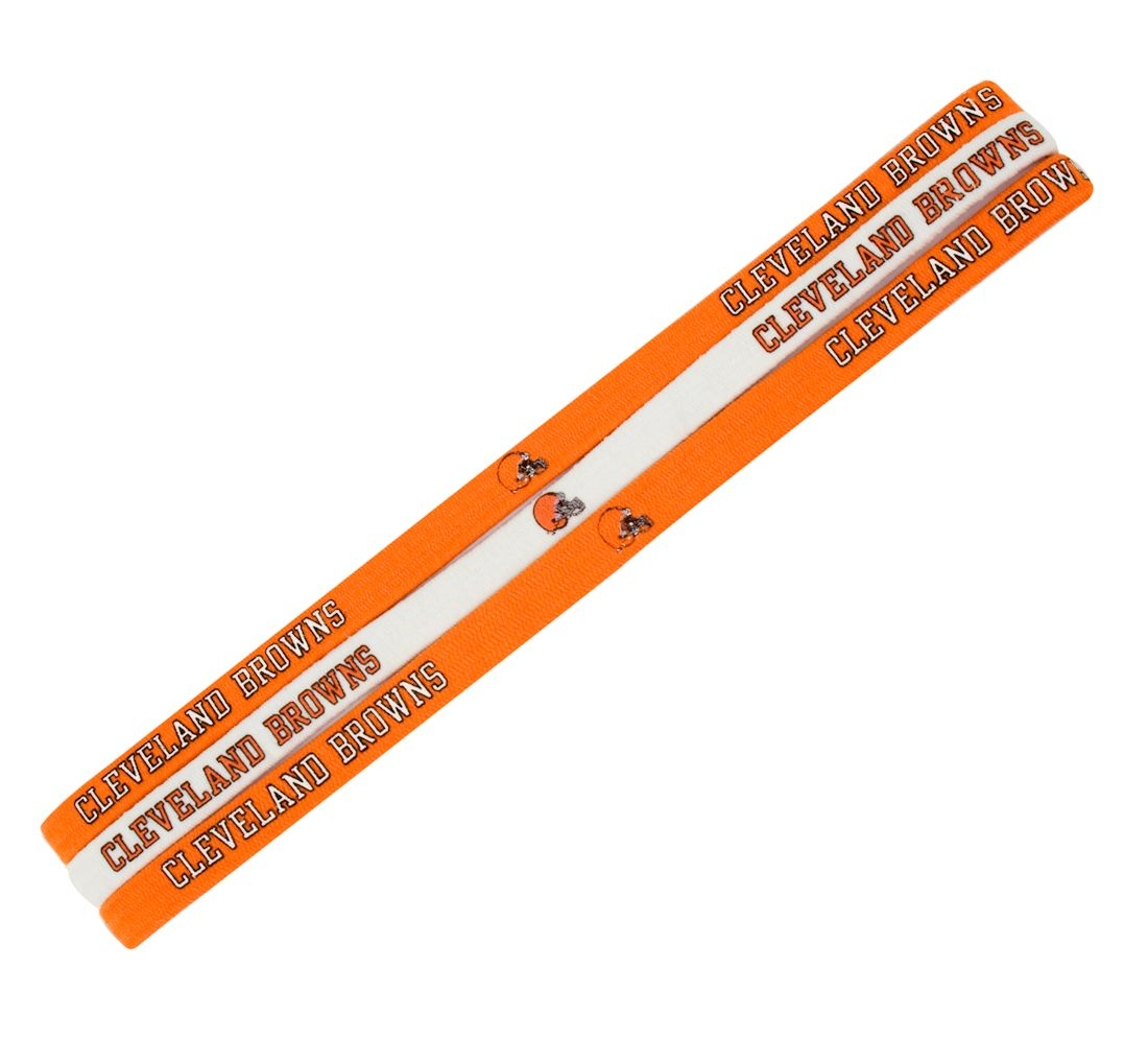 Cleveland Browns Official NFL Headbands by Little Earth 498818