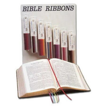 Bible Ribbon-Royalty-Purple (Rev (Bible Ribbons)