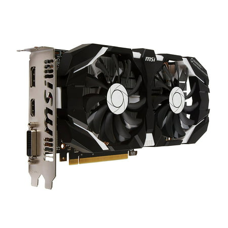 MSI Computer GTX 1060 3GT OC NVIDIA GeForce 3GB GDDR5 DVI/HDMI/DisplayPort PCI-Express Graphics