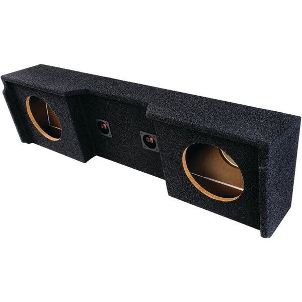 ATREND A152-12cp B Box Series Subwoofer Boxes For Gm Vehi...