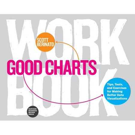 Good Charts Workbook : Tips, Tools, and Exercises for Making Better Data