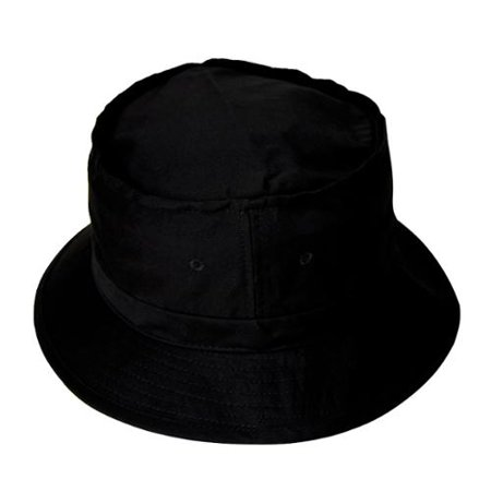 Magic polo fishing bucket hat s m black for Polo fishing hat