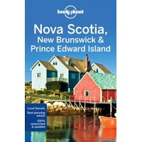 Travel guide: lonely planet nova scotia, new brunswick & prince edward island - paperback: 9781786573346