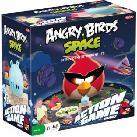 Angry Birds Space Giant Action Game - Angry Birds Halloween Game Hd